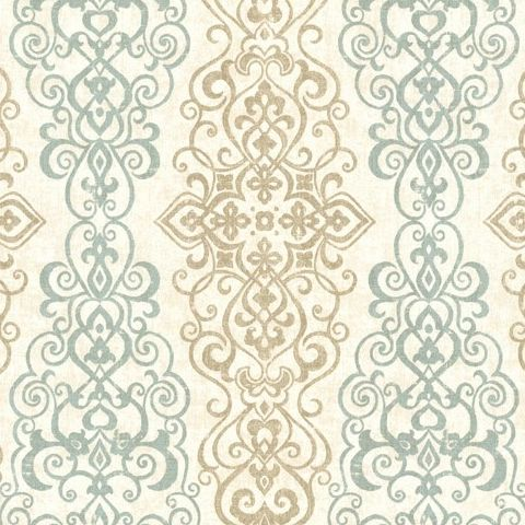 Kenneth James Alhambra Wallpaper-Sultan Stripe 21346