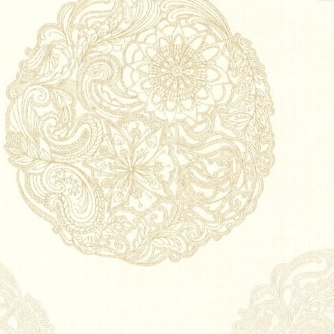 Kenneth James Alhambra Wallpaper-Cardova Medallion 21354