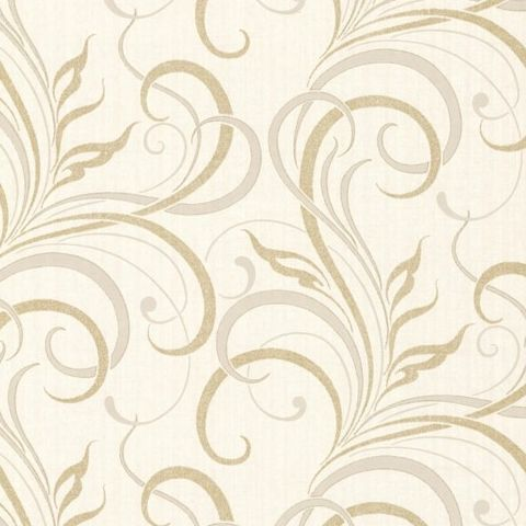 Kenneth James Alhambra Wallpaper-Cardova Scroll 21358