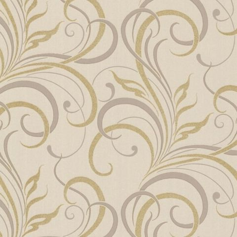 Kenneth James Alhambra Wallpaper-Cardova Scroll 21360