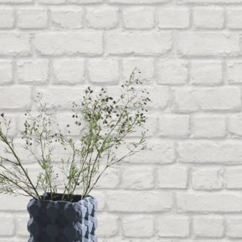 Rasch Urban Stone Wallpaper 226713 White/Grey