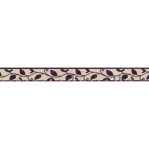 Self Adhesive Textured Border 2622-26 purple