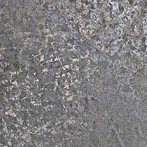 Arthouse Vintage Foil Wallpaper-Velvet Crush 294305 Gunmetal