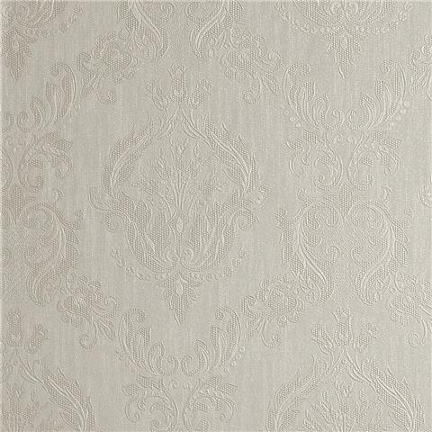 Sublime Theia Wallpaper Damask Shimmer Cream 32.901