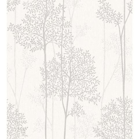Super Fresco Easy Innocence Wallpaper Eternal 33-288 White Mica
