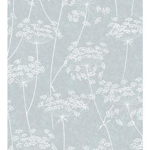 Super Fresco Easy Innocence Wallpaper Aura 33-302 Blue