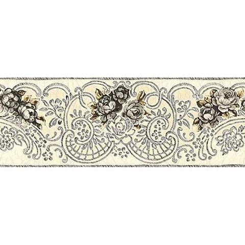Wolfgang Joop Ornamental Floral Borders by AS Creations 340742