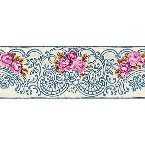 Wolfgang Joop Ornamental Floral Borders by AS Creations 340743