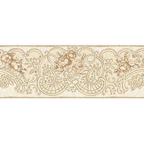 Wolfgang Joop Ornamental Floral Borders by AS Creations 340744