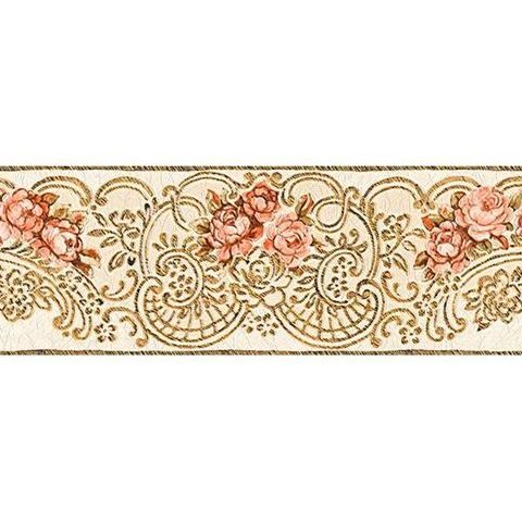 Wolfgang Joop Ornamental Floral Borders by AS Creations 340745