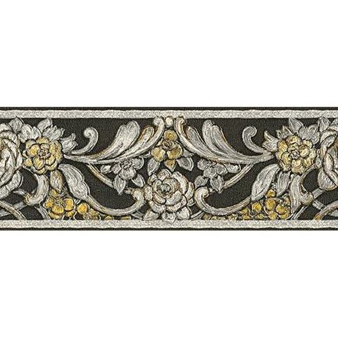 Wolfgang Joop Ornamental Floral Borders by AS Creations 340782