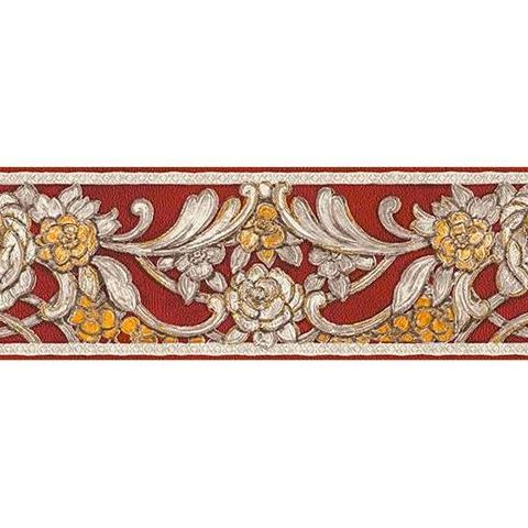 Wolfgang Joop Ornamental Floral Borders by AS Creations 340783