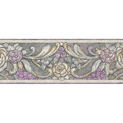 Wolfgang Joop Ornamental Floral Borders by AS Creations 340784