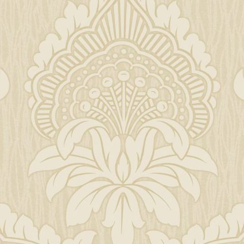 Opus Siena Heavyweight Vinyl Wallpaper 35160 Beige Box of 6 rolls