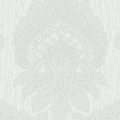 Opus Siena Heavyweight Vinyl Wallpaper 35163 Grey Cotton