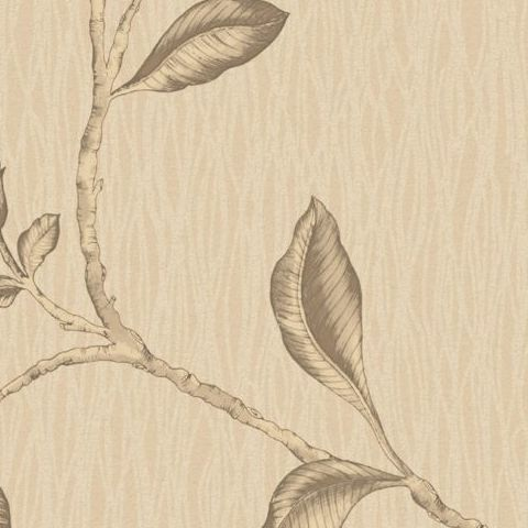Opus Lia Heavyweight Vinyl Wallpaper 35170 Beige/Charcoal