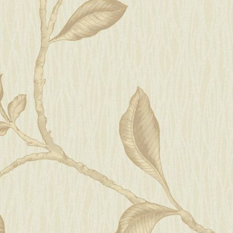 Opus Lia Heavyweight Vinyl Wallpaper 35172 Cream