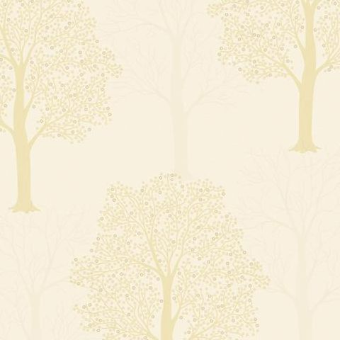Opus Ornella Heavyweight Vinyl Wallpaper 35251 Gold