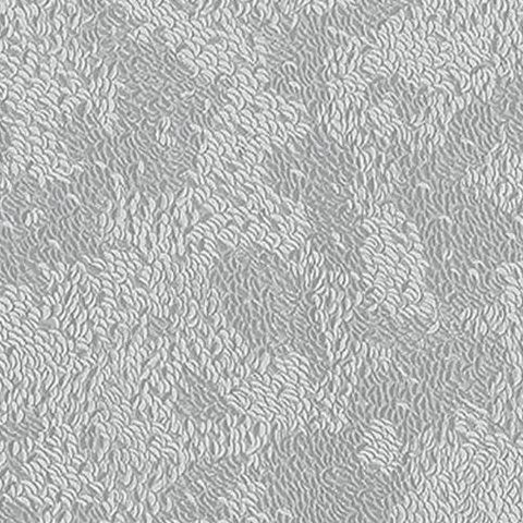 Opus Sequin Plain Heavyweight Italian Vinyl Wallpaper 35620 Metallic Silver