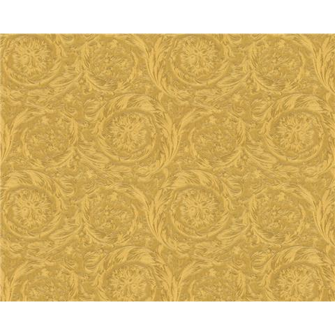 Versace IV Wallpaper Barocco metallic 36692-3