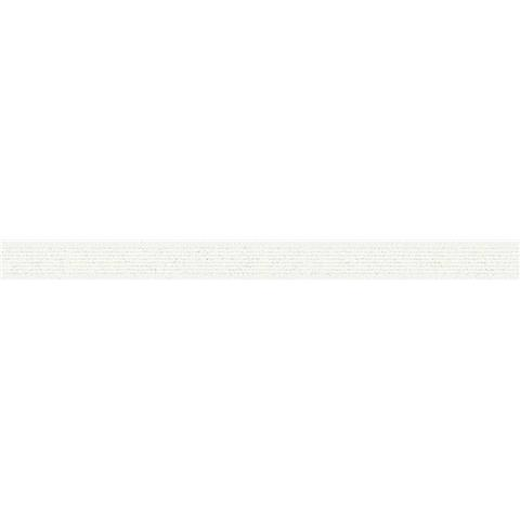 TEXTURED BORDER 36726-1 white/glitter