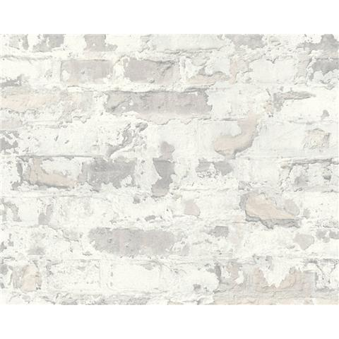 METROPOLITAN STORIES WALLPAPER BY LIVING WALLS 36929-3