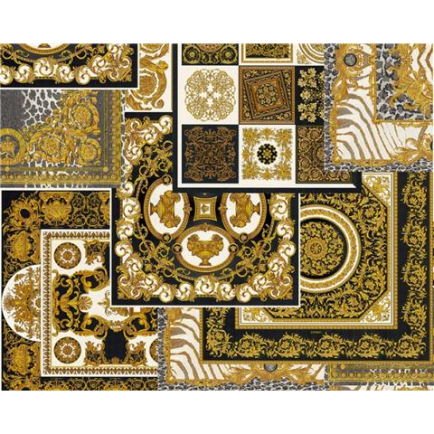 Versace IV Wallpaper Decoupage 37048-3