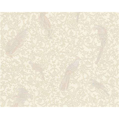 Versace IV Wallpaper barocco Birds 37053-5