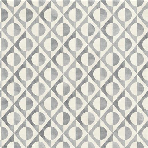 Rasch Club Botanique Eclipse Wallpaper 538632 silver grey