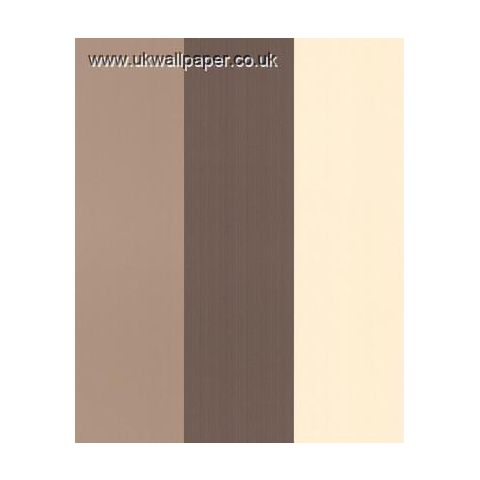 Graham and Brown Figaro Wallpaper 56537 Chocolate,Mocha and Cream