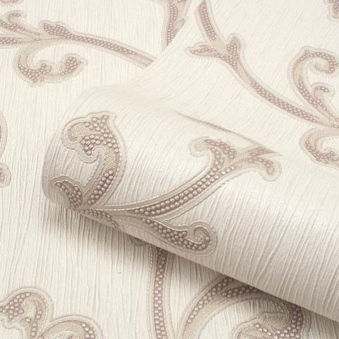 Belgravia Perlina Italian Vinyl Wallpaper 5971 Rose