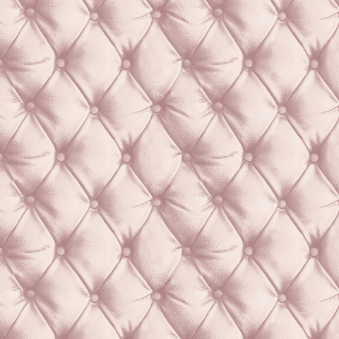Arthouse Desire Quilted Look Wallpaper Blush 618103