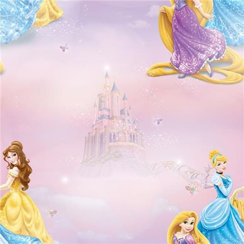 Disney Princess Pretty as a Princess Wallpaper 70-232