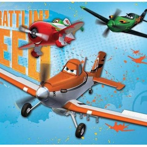 Graham and Brown Planes Wall Mural 70-515