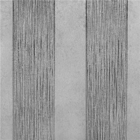 MURIVA COUTURE WALLCOVERING Serena stripe 701453 steel