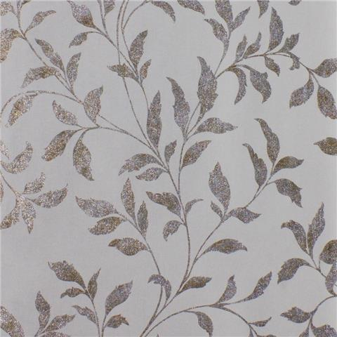 MURIVA COUTURE cara trail WALLCOVERING 701560 gold