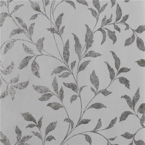 MURIVA COUTURE cara trail WALLCOVERING 701561 silver