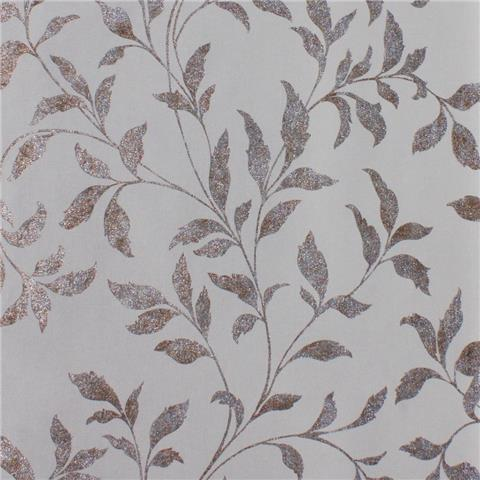 MURIVA COUTURE cara trail WALLCOVERING 701562 bronze