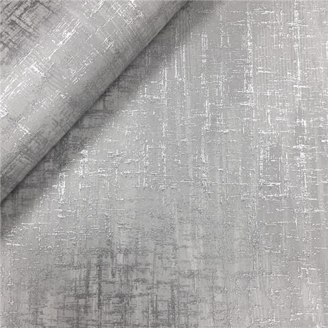 Muriva Couture Wallcovering Charice cross hatch 702008 grey