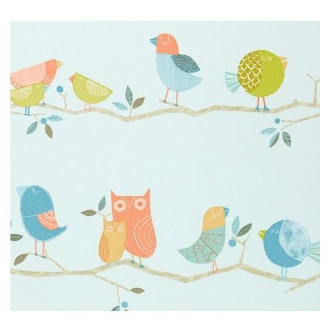 Harlequin What a Hoot Wallpaper 70516