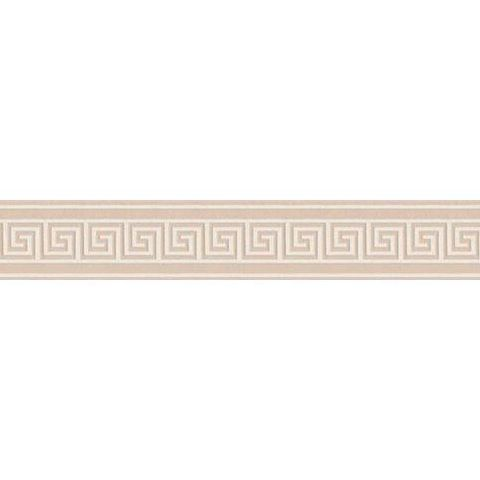 Self Adhesive Textured Border 8959-29 Cream/Beige