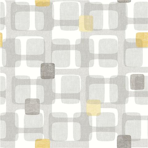 ARTHOUSE RETRO HOUSE WALLPAPER block 901901