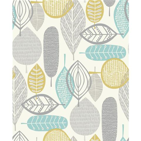 ARTHOUSE RETRO HOUSE WALLPAPER malmo 902302