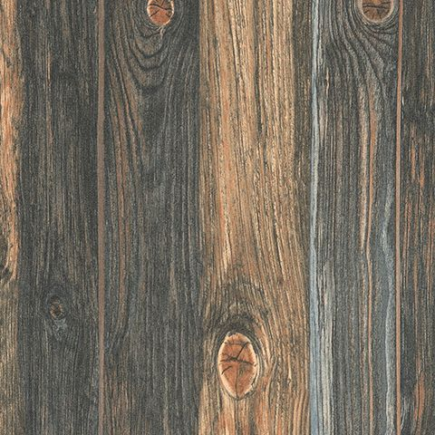 Wood and Stone Natural Look Wallpaper 9086-12