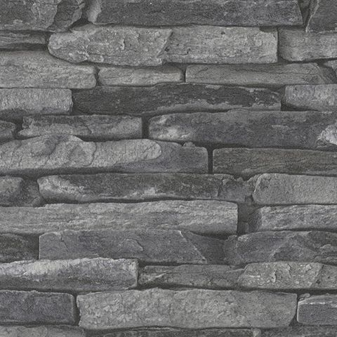 Wood and Stone Natural Look Wallpaper 9142-24