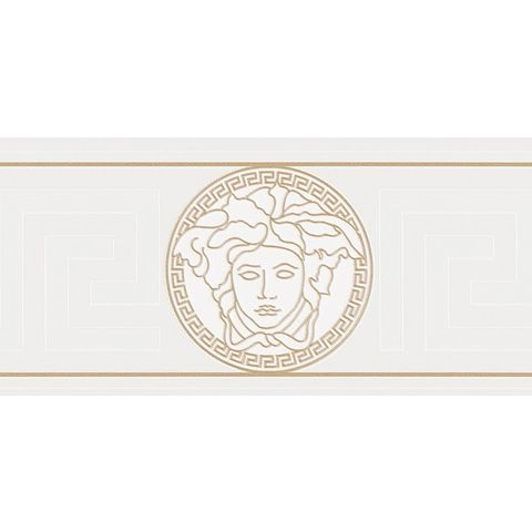 Versace Greek Vinyl Border 93522-3