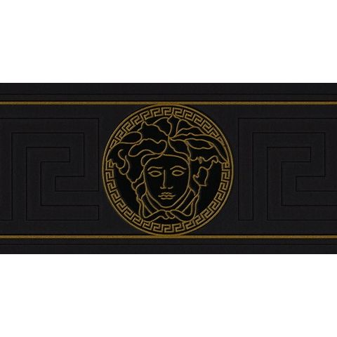 Versace Greek Vinyl Border 93522-4