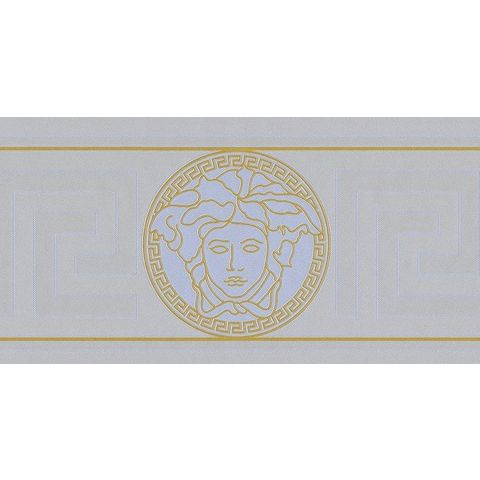 Versace Greek Vinyl Border 93522-5