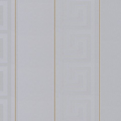 Versace Greek Vinyl Wallpaper 93524-5