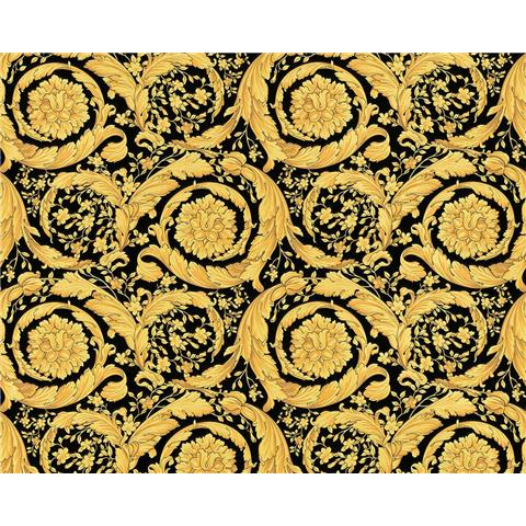 Versace IV Wallpaper Barocco scroll 93583-4